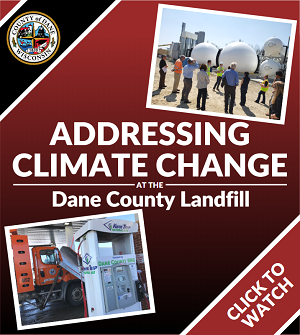 Addressing Climate Change at the Dane County Landfill